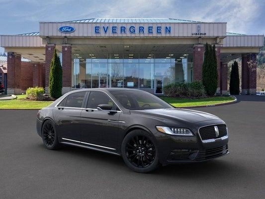 2020 Lincoln Continental Reserve Issaquah Wa Renton